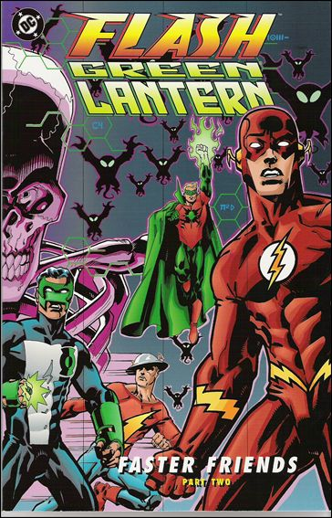 Flash/Green Lantern: Faster Friends 2-A by DC