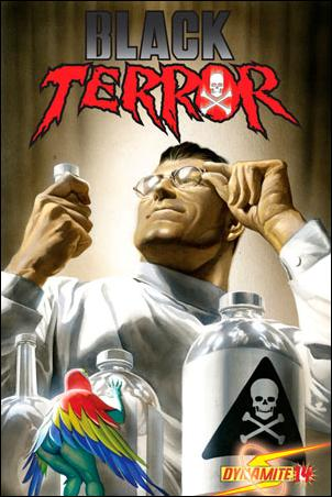Black Terror (2008) 14-A by Dynamite Entertainment