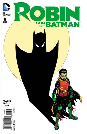 Robin: Son of Batman 8-A by DC