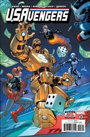 U.S.Avengers 3-A