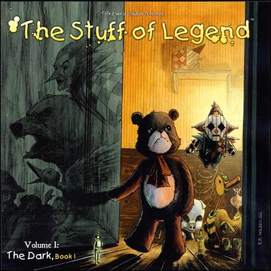 Stuff of Legend (2009) 1-A by Th3rd World Studios