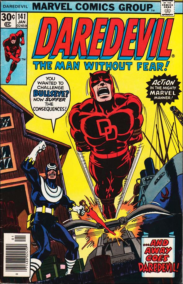 Daredevil (1964) 141-A by Marvel