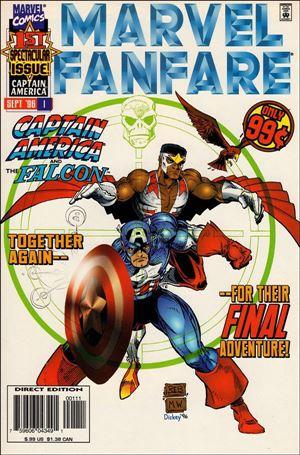 Marvel Fanfare (1996) 1-A