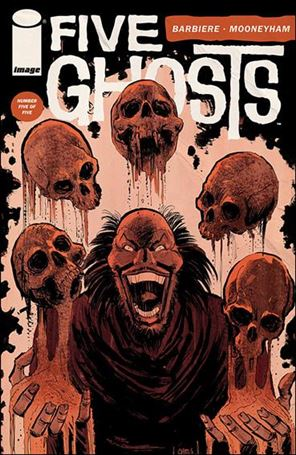 Five Ghosts 5-A