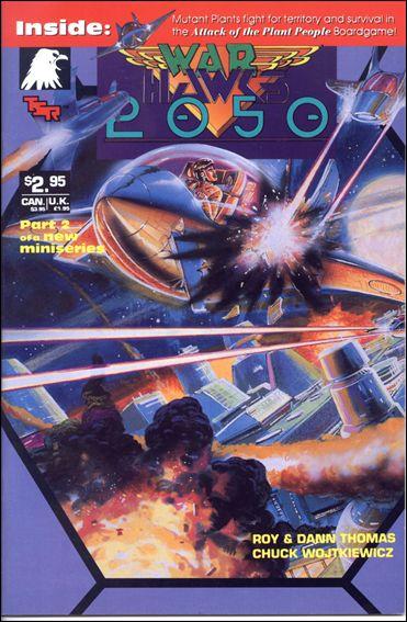 Warhawks Comics Module 6-A by TSR