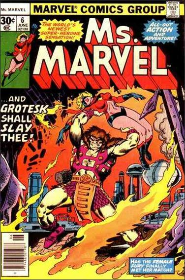 Ms. Marvel (1977) 6-A by Marvel