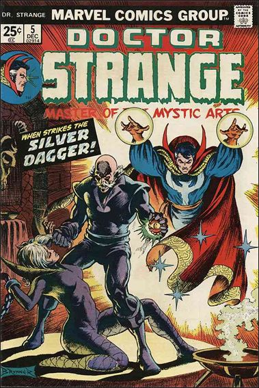 Doctor Strange (1974) 5-A by Marvel