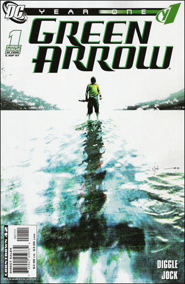 Green Arrow: Year One 1-A by DC