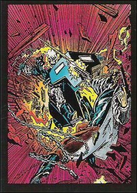 Ghost Rider II (Base Set)  14-A by Comic Images