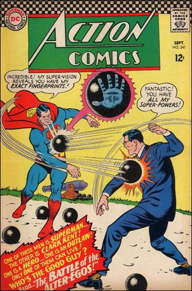 Action Comics (1938) 341-A by DC