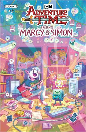 Adventure Time: Marcy & Simon 2-B