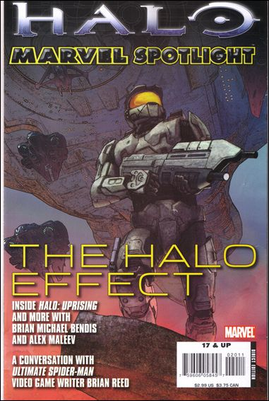 Marvel Spotlight: Halo nn-A by Marvel