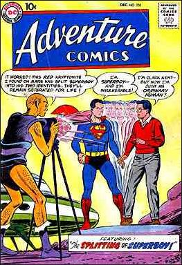 Adventure Comics (1938) 255-A by DC