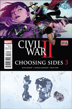 Civil War II: Choosing Sides 3-A