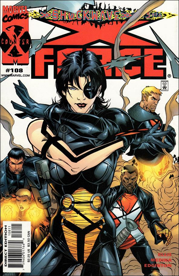 X-Force (1991) 108-A by Marvel