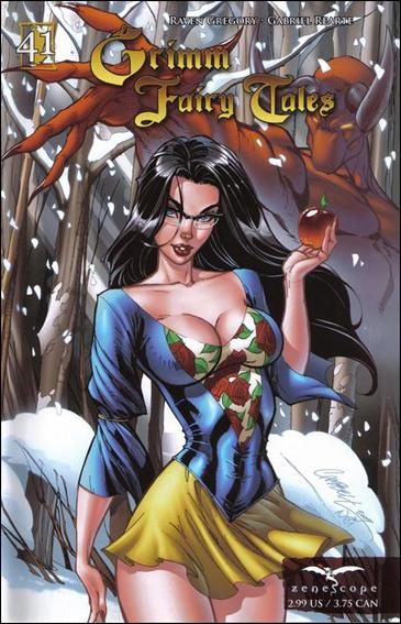 Grimm Fairy Tales (2005) 41-A by Zenescope Entertainment
