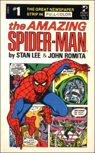 Amazing Spider-Man (1980) 1-A by Pocket Books