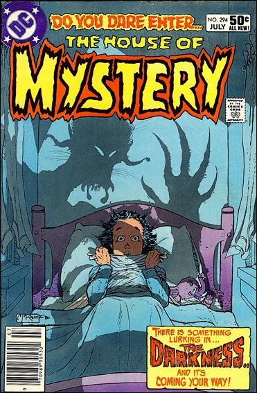 House of Mystery (1951) 294-A by DC