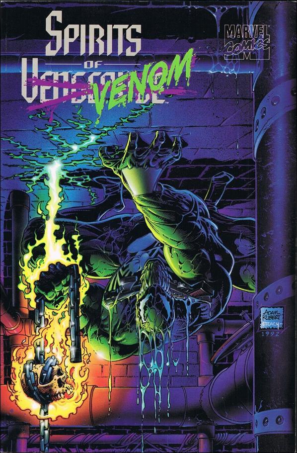 Spirits of Venom 1-A by Marvel