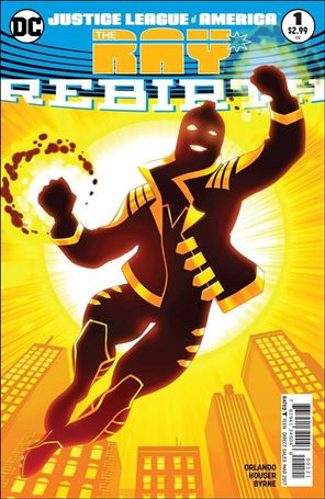 Justice League of America: The Ray - Rebirth 1-B