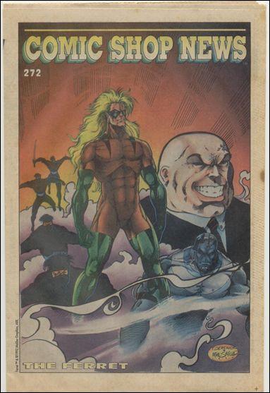 Comic Shop News 272-A by Comic Shop News, Inc.