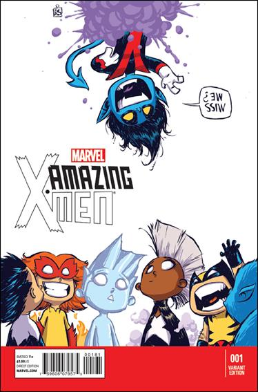 Amazing X-Men (2014) 1-E by Marvel