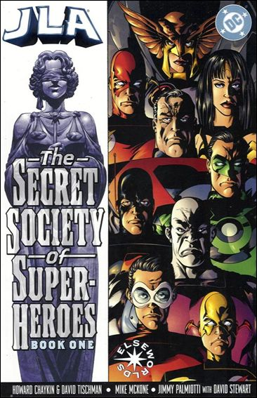 JLA: Secret Society of Super-Heroes 1-A by DC