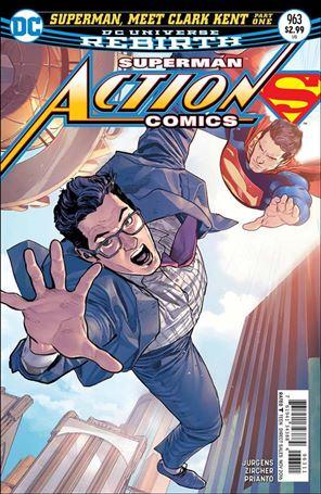 Action Comics (1938) 963-A