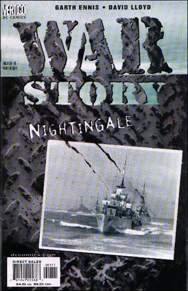 War Story: Nightingale 1-A by Vertigo