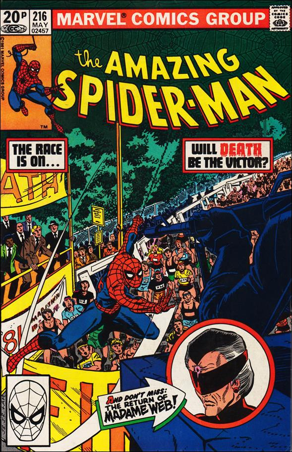 Amazing Spider-Man (1963) 216-B by Marvel