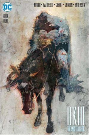 Dark Knight III: The Master Race 8-D
