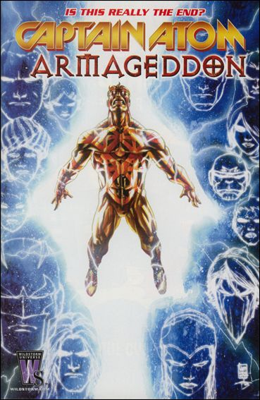 Captain Atom: Armageddon 9-A by WildStorm