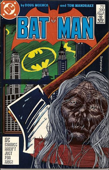 Batman (1940) 399-D by DC