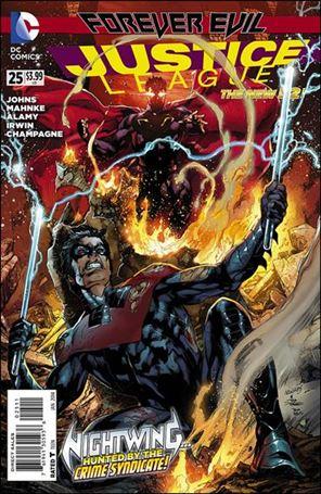 Justice League (2011) 25-A
