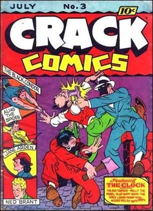 Crack Comics 3-A