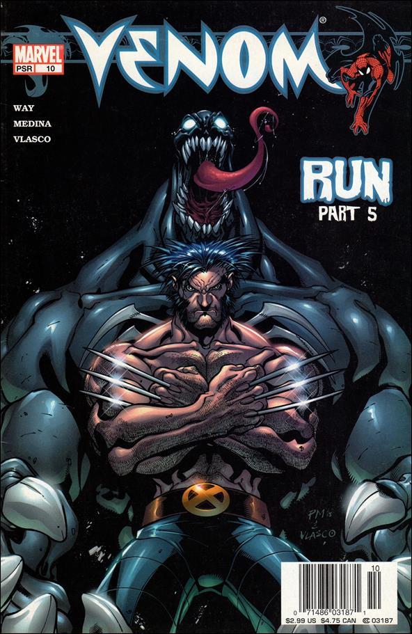 Venom (2003) 10-A by Marvel