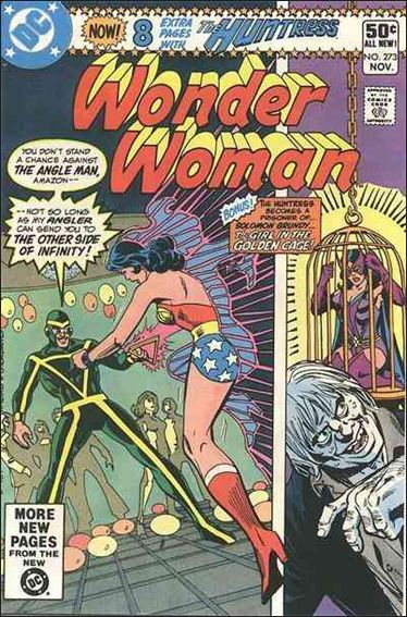 Wonder Woman (1942) 273-A by DC
