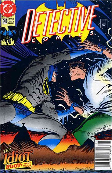 Detective Comics (1937) 640-A by DC