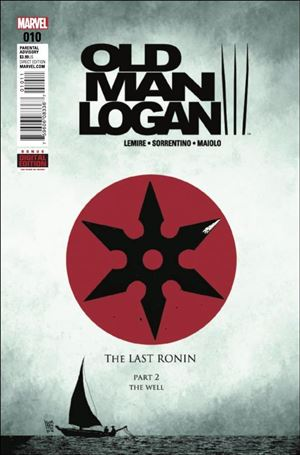 Old Man Logan (2016) 10-A
