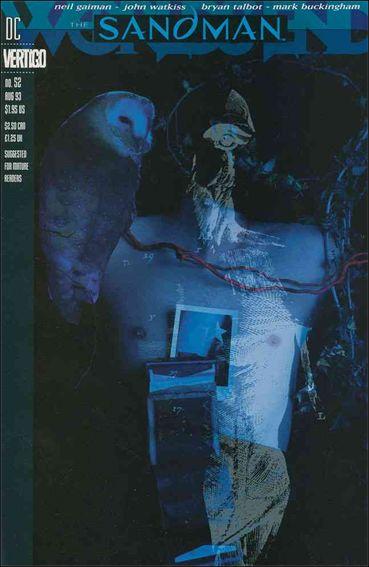 Sandman (1989) 52-A by Vertigo