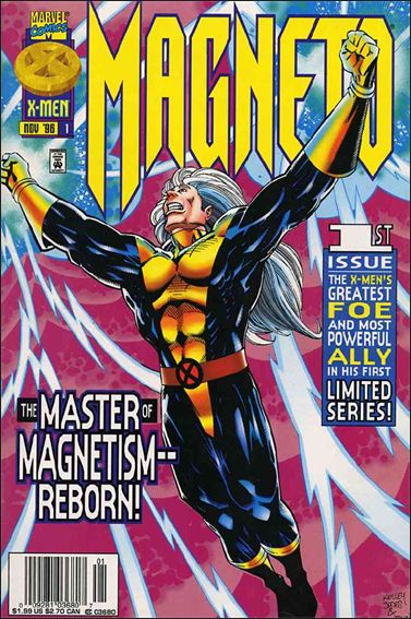 Magneto (1996) 1-B by Marvel