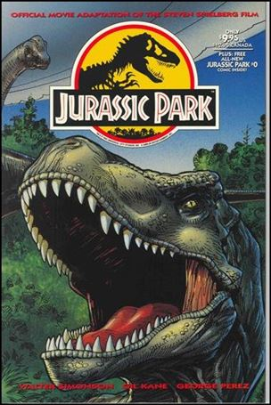 Jurassic Park 1-B