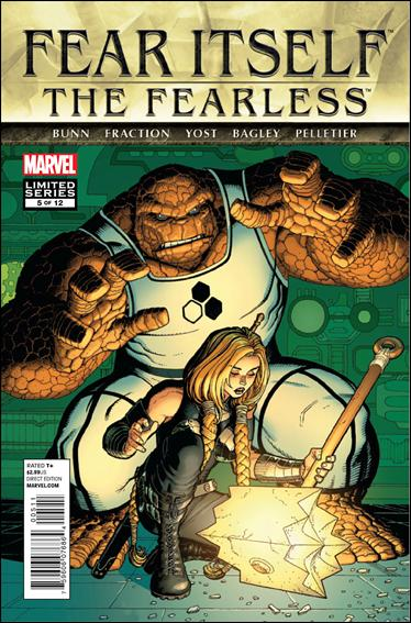Fear Itself: The Fearless 5-A by Marvel