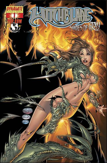 Witchblade: Shades of Gray 1-A by Dynamite Entertainment