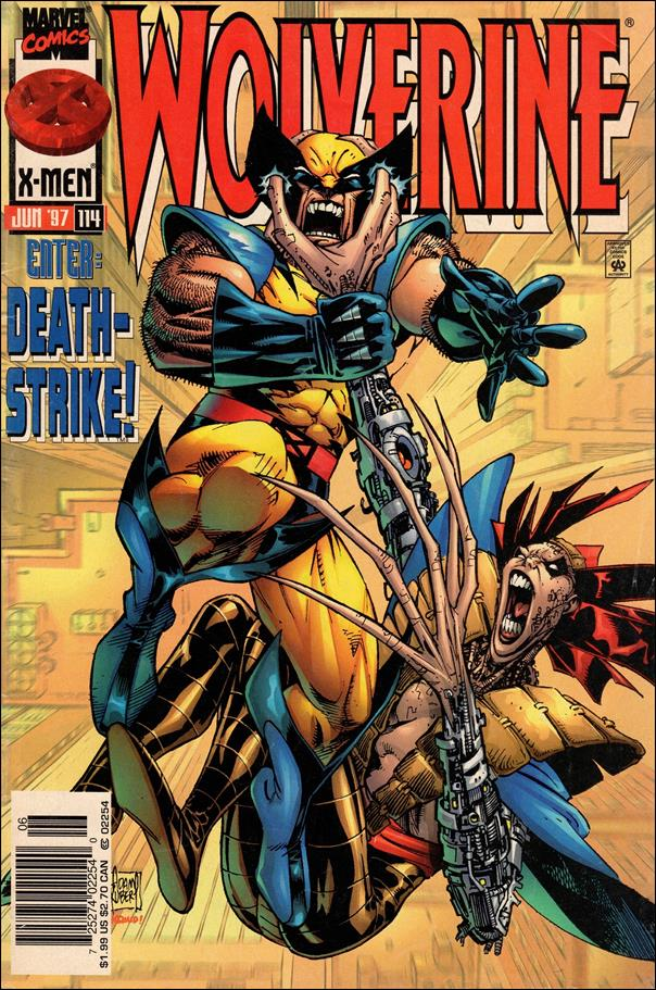 Wolverine (1988)  114-C by Marvel