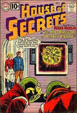 House of Secrets (1956) 50-A by DC