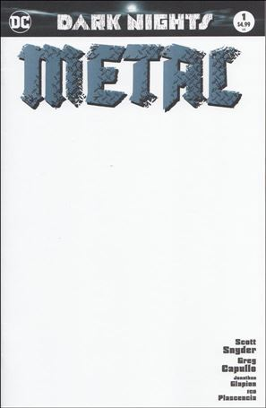 Dark Nights: Metal 1-F