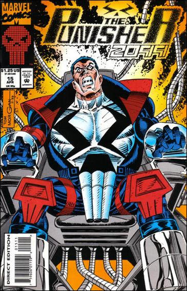 Punisher 2099 (1993) 15-A by Marvel