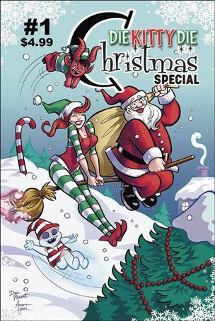 Die Kitty Die Christmas Special 1-B