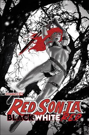 Red Sonja: Black White Red 4-B